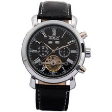AMPM24 New Leather Tourbillion Automatic Mechanical Classic Dial Wrist PMW013