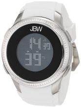 "JBW J6247G ""DMC-12"" Chronograph Brushed Stainless Steel Digital Diamond"