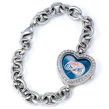 uJewelry Adviser Nba Watches Ladies NBA Los Angeles Clippers Heart