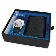 uJewelry Adviser Nba Watches NBA San Antonio Spurs & Wallet Set