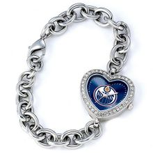 Ladies NHL Edmonton Oilers Heart