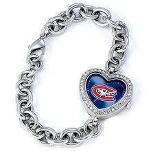 Ladies NHL Montreal Canadiens Heart