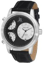 Joshua and Sons JS-01-03 'Triple Time Zone' Automatic