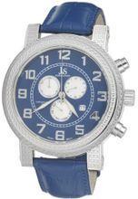 Joshua and Sons JS-07-03 'El Cid' Swiss Chronograph Mother of Pearl