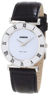 Jowissa J2.002.M Roma 30 mm White Dial Roman Numeral Leather