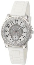 Juicy Couture 1900702 Pedigree White Jelly Strap