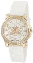 Juicy Couture 1900705 Pedigree White Jelly Strap