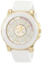 Juicy Couture 1900787 Pedigree White Ceramic Bezel