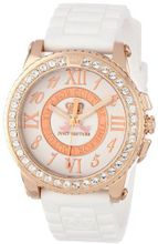 Juicy Couture 1900792 Pedigree White Jelly Strap