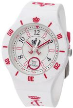 Juicy Couture 1900822 TAYLOR White Jelly Strap