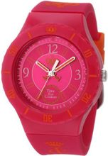 "Juicy Couture 1900823 ""Taylor"" Hot Pink Jelly Strap"