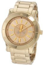 Juicy Couture 1900827 HRH Gold Plated Stainless-Steel Bracelet