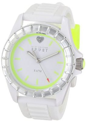 Juicy Couture 1901112 Sport TR90 Mirrored Faceted Bezel