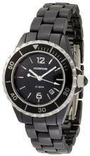 K&BROS 9137-1 C-901 Full Ceramic Black