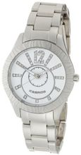 K&BROS 9149-2 Steel Flower Stainless Steel White Dial
