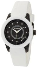 K&BROS 9165-2 C-901 Round Ceramic White and Black