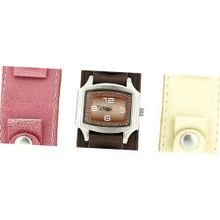 Kahuna Girl-Ladies Analogue Interchangeable Strap Brown Dial 283/0663