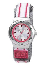 Kahuna K1M-3029L Ladies Silver and Pink