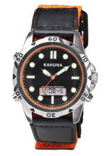 Kahuna K6V-0011G Black Orange