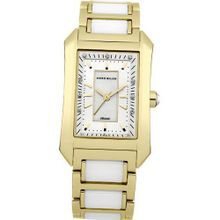 Karen Millen KM119GM Ladies Gold Ceramic
