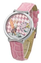 Trendy Fashion ALICE IN WONDERLAND WATCH By Fashion Destination