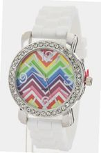 Trendy Fashion Chevron Madness Jelly By Fashion Destination