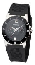 Kenneth Cole KC1405 Reaction Round Black Polyurethane