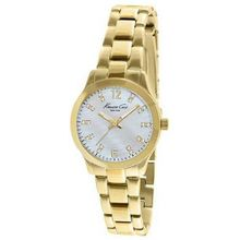 Gold Kenneth Cole NY Crystallized KCW4021