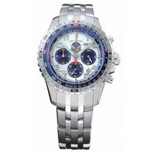 KENTEX air self defense force impulse titanium navigation quartz chronograph S 683M-03 men's