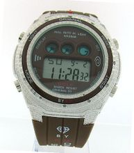 Diamond Brown Digital Shock Style KM King Master