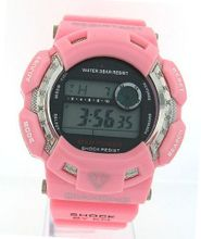 Diamond Pink Shock Style King Master