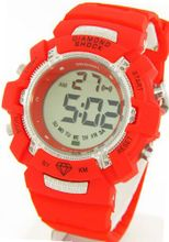 Diamond Red Digital Shock Style KM King Master ICE PLUS JOE RODEO AQUA MASTER