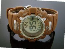 Diamond Shock By King Master 12 Diamond Sports Brown