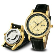 Kronsegler Astrum Automatic Brilliant golden-gold