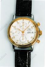 Kurth London Chrono Bicolor
