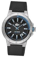 Lacoste 2010676 Darwin - Black Dial Stainless Steel Case Quartz Movement