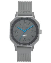 Lacoste 80th Anniversary Grey Dial Grey Silicone 2010692