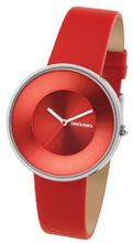 Cielo Ladies with Red Leather Band