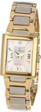 Le Chateau 1816LCLTT_WHTandBEIGE Diamond Accented Two-Tone