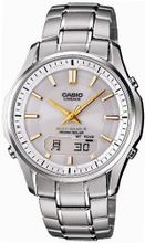 Casio LINEAGE Tough Solar Multiband 6 Radio Controlled LCW-M100D-7A2JF (Japan Import)