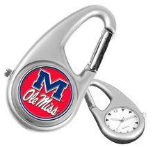Mississippi Rebels NCAA Carabiner