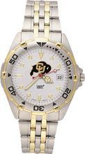 Colorado Golden Buffaloes All Star Stainless Steel Bracelet