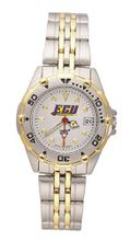 East Carolina Pirates All Star Stainless Steel Bracelet