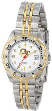Georgia Tech Yellowjackets All Star Stainless Steel Bracelet