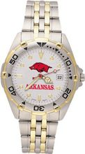 Kansas Jayhawks All Star Stainless Steel Bracelet - UAR103