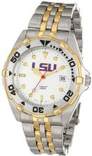 NCAA LSU Tigers All Star Stainless Steel Bracelet