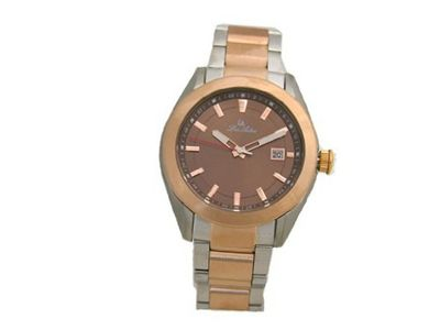Louis Ardens Maribor - Brown Dial Robust Stainless Steel
