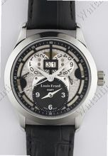 Louis Erard 1931 1931 Big Date GMT