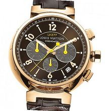 Louis Vuitton Tambour LV277 Pink Gold