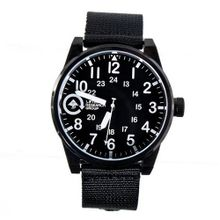 LRG Field & Research 40mm Black Steel
